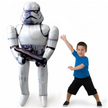 Folieballon Stormtrooper Airwalker