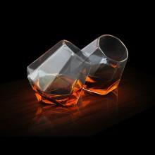 DIAMANT GLAS SÆT (2 GLAS)