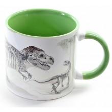 Varmefølsomt Dinosaurkrus