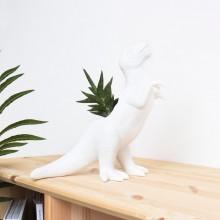 Vase Plantosaurus Rex