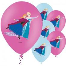Ballon Frozen 6-pak