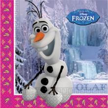 Servietter Frozen 20-pak