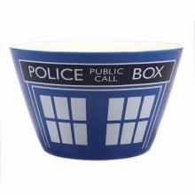 Dr. Who Morgenmadsskål TARDIS
