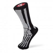 Skeletstrømper Silly Socks