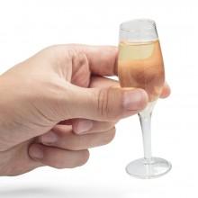 Champagne Shotglas 4-pak