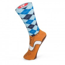 Brogue Strømper Silly Socks