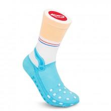 Crocstøfler Strømper Silly Socks