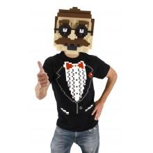 8-bit Maske Mand