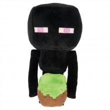 Minecraft Enderman Happy Explorer Bamse