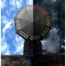 Farveskiftende Paraply