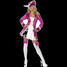 Fever Pirat Skattekiste-kostume