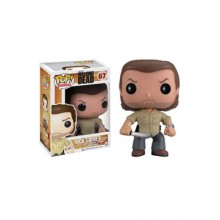 The Walking Dead POP! Vinylfigur Prison Yard Rick 10 cm