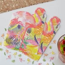 Servietter Flamingo Deluxe 20-Pak