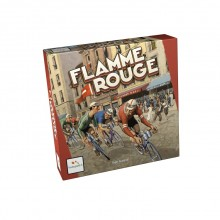 Flamme Rouge, Strategispil