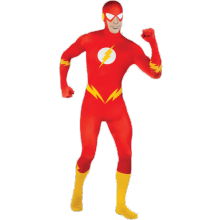 THE FLASH HELDRAGT