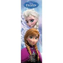 Frost Anna & Elsa Plakat