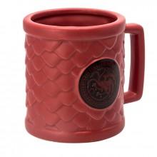 Game Of Thrones 3D Mugg Targaryen Dragon