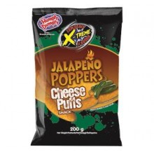 Jalapeño Poppers Cheese Puffs 200 g
