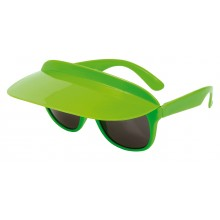 Briller & Kasket Grøn