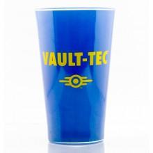 Fallout Stort Farvet Glas Vault Tec