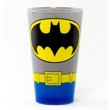 Batman Stort Farvet Glas