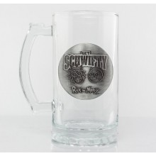 Rick And Morty Get Schwifty Ølglas