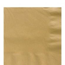 Servietter Guld 20-Pak