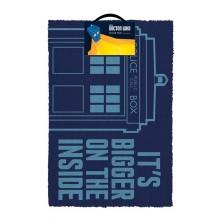 Doctor Who Dørmåtte TARDIS
