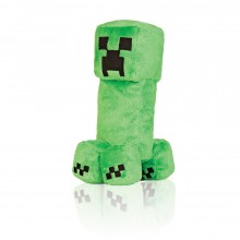 Minecraft Creeper Tøjdyr
