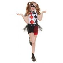 Harley Quinn Børnekostume