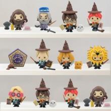 Harry Potter Gomee Mystery Series 1 Minifigurer