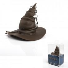 Harry Potter Nøglering med Lyd Sorting Hat