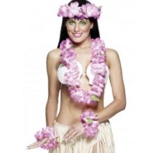 Hawaiisæt Lyserødt