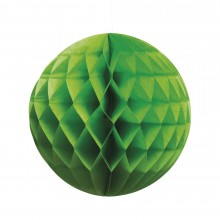 Honeycomb Grøn 25 cm