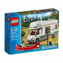 LEGO CITY GREAT VEHICLES - CAMPER