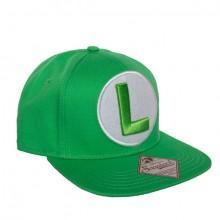 Nintendo Luigi Logo Cap