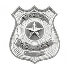 Skilt Special Police