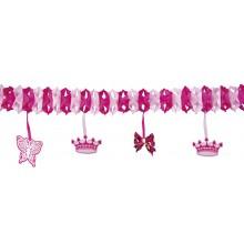 Guirlande Prinsesse 4 M