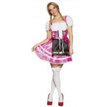 Tyrolerkjole Helena Rosa Oktoberfest
