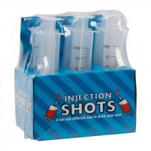 Shots-spruta 6 pack