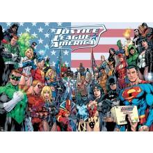 DC COMICS (JLA CLASSIC GROUP) POSTER