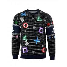 Juletrøje PlayStation Symbols