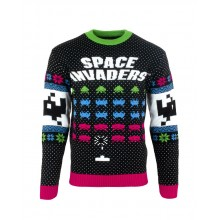 Juletrøje Space Invaders