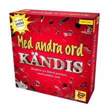 """Med Andra Ord"" - Kendisudgaven"