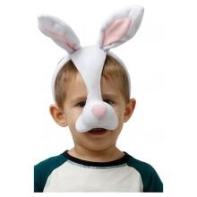 Kaninmaske Til Børn