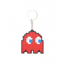 Pac-Man Blinky Nøglering