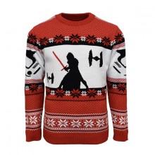 Juletrøje Star Wars Kylo Ren