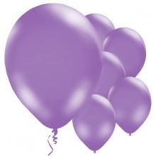 Balloner Lilla 4-Pak