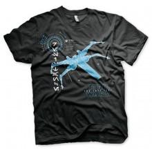 Star Wars The Last Jedi X-Wing T-shirt