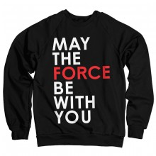 Star Wars The Last Jedi May The Force Sweatshirt